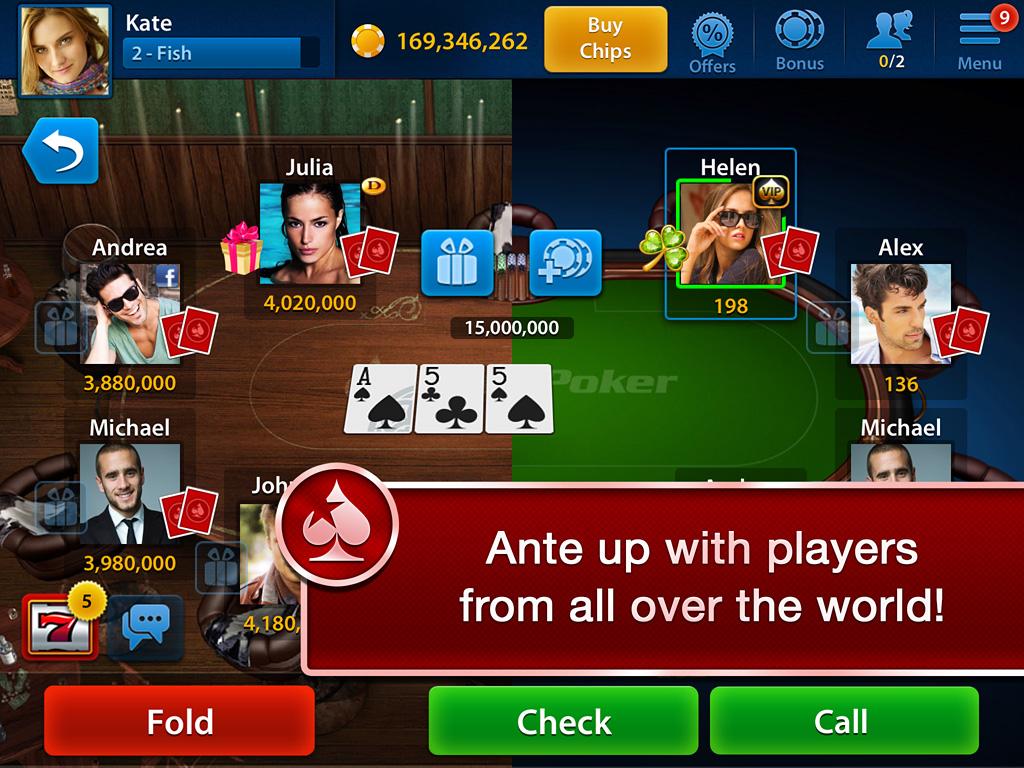 varieties of casino games