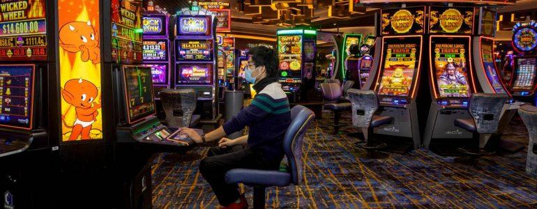 dragon link slot machine online
