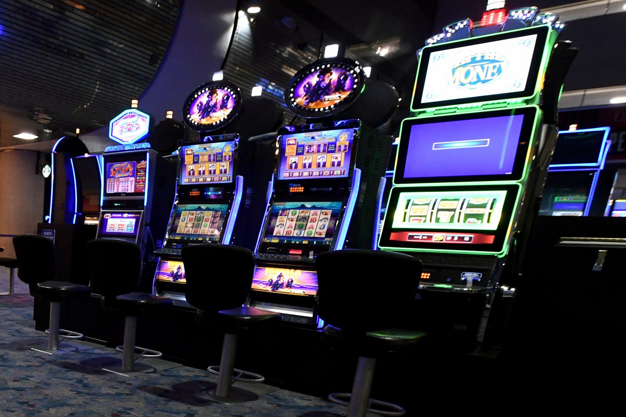 new slot machine online